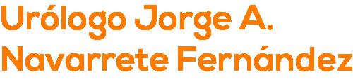 Urólogo Jorge Navarrete
